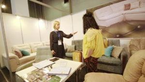 """Участие в международной выставке """"Мебель. Интерьер. Деревообработка"""""""